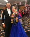 Champions at 9th Singapore Open Dance Championship