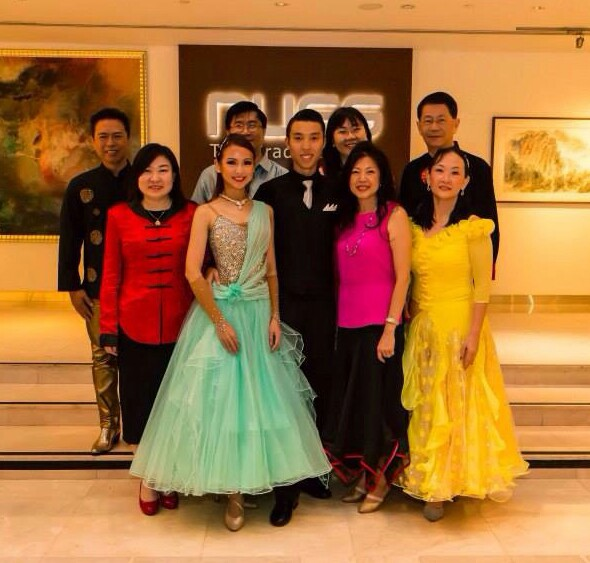 NUSS Dancesport Committee