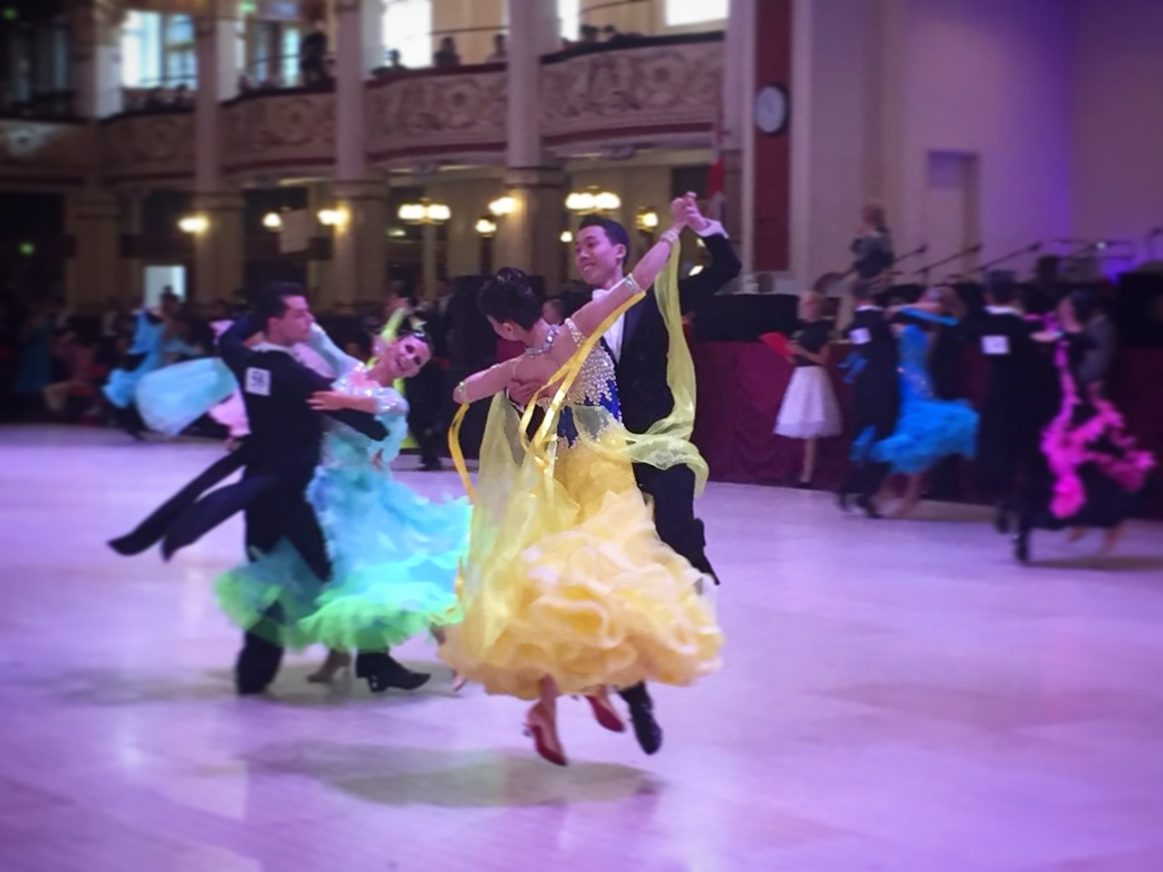 Blackpool Dance Festival