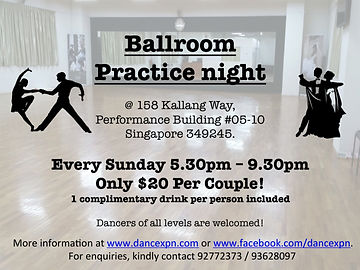 Dance in singapore