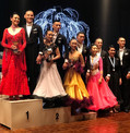 3rd Place in Australian Competition