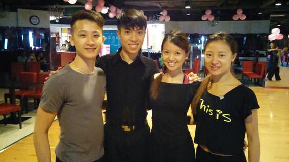 He Chong & Shan Jing
