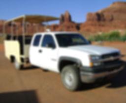 SandStone Tour Vehicle