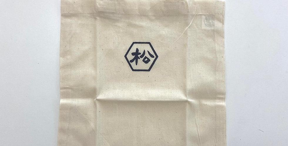 松本学園ソフト部|生成りエーコバッグ