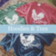 River Rooster Hoodes & Tees