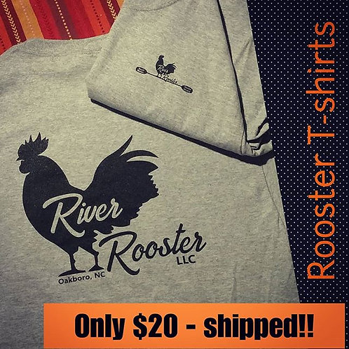Rooster T-shirts