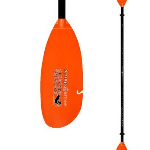 Paddle - Angler Classic Plus Orange 240-255 cm
