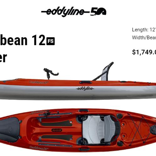Caribbean 12FS Angler
