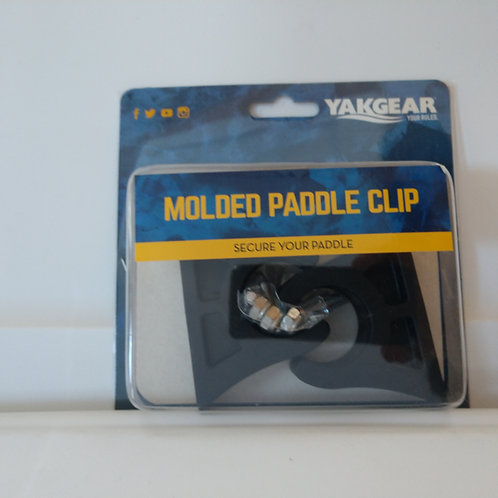 Molded Paddle Clip