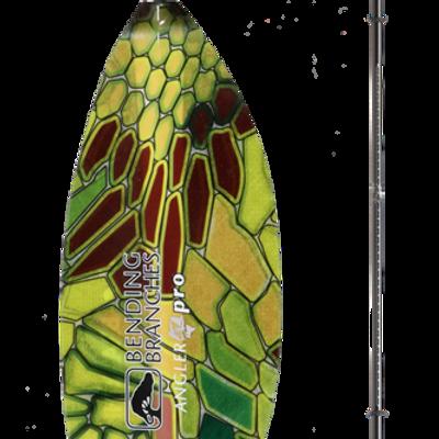 Paddle - Angler Pro Plus Glowtek 240-255cm