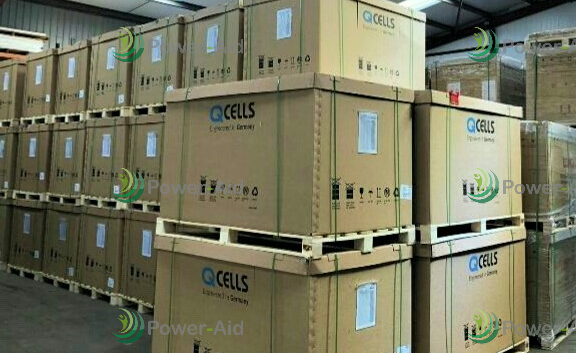 Solar Panels Warehouse