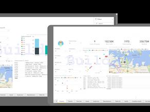 Business intelligence analytics across your entire property portfolio