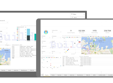 Business intelligence analytics across your entire property portfolio