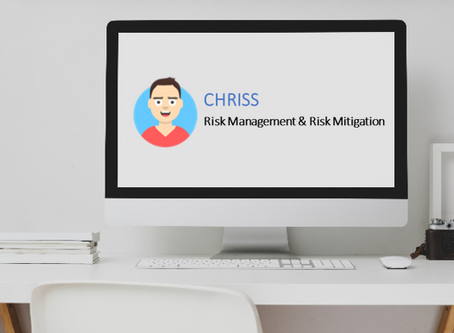 CHRISS offers a proactive approach to risk management & risk mitigation putting your business ahead.