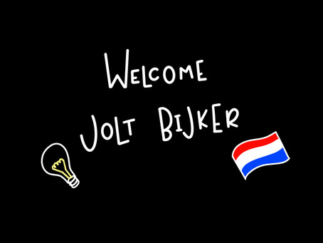 Welcome to Jolt Bijker, National Director of Engineering
