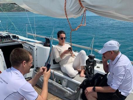Management Team in Hamilton Island