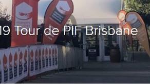 Gearing up for the Tour de PIF Brisbane!