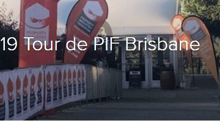 Gearing up for the Tour de PIF Brisbane!