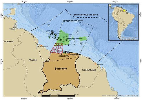 Suriname license-blocks-in-regional-pers