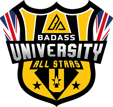 BADASS University All Stars Logo larger.