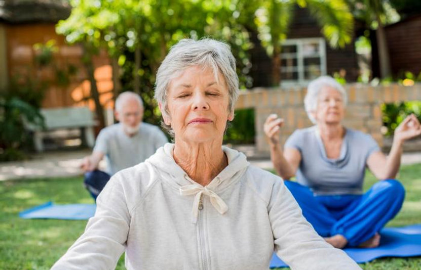 meditation in retirement