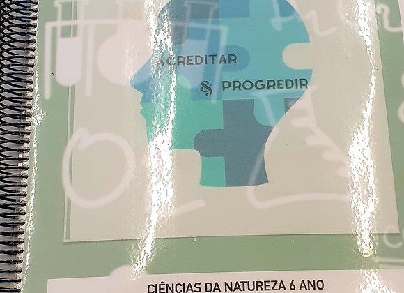 Caderno de Apoio: Ciências da Natureza 6º Ano