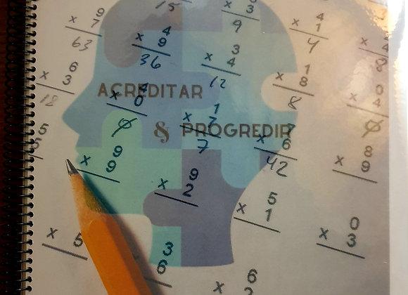 Caderno de Exercícios: Conceitos Matemáticos: Nível I
