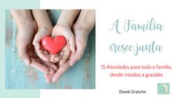 Ebook 15 atividades familia