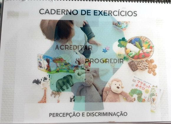 Caderno de Exercícios: Perceção e Discriminação
