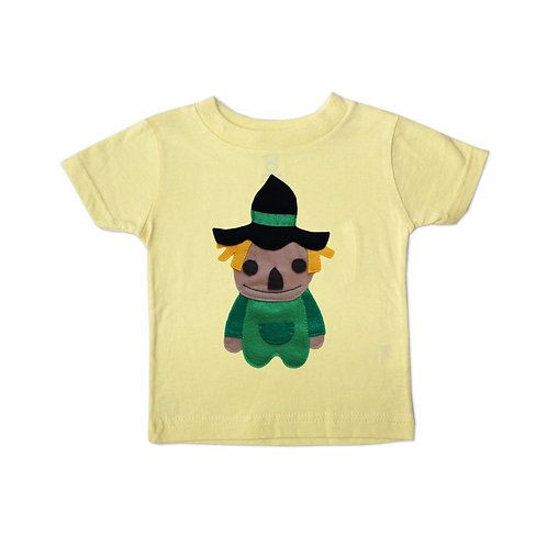 Scarecrow- The Wonderful Wizard of Oz - Kids T-Shirt