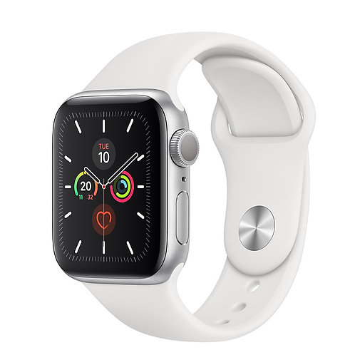 Comprar Relógio Watch Series 5 - Caixa de alumínio prateado em São Paulo 01