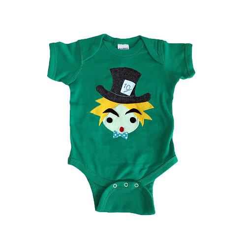 The Hatter - Alice's Adventure in Wonderland - Infant Bodysuit