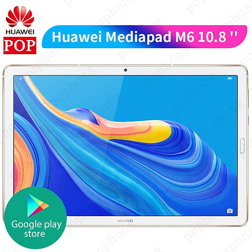 Huawei Mediapad M6 10.8 '' Kirin 980 Octa Core 4GB 128GB Tablet PC