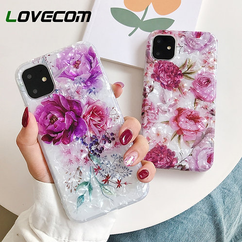 LOVECOM Phone Case for iPhone 12 11 Pro Max XR XS Max