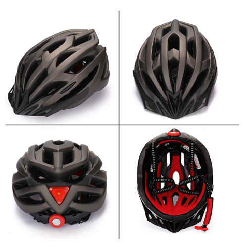 Lixada Ultralight Air Vents Riding Safety Bicycle Helmet