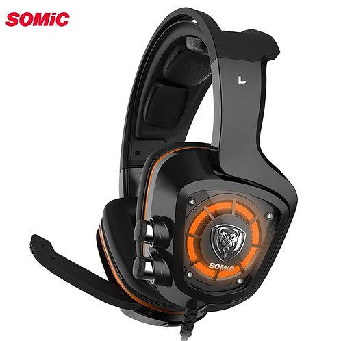 SOMiC G910 Virtual 7.1 Gaming Earphone Headphone