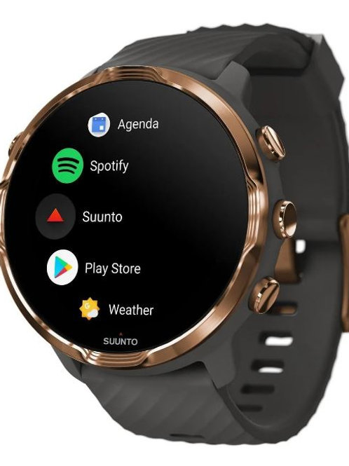 Smartwatch Suunto 7 Graphite Copper