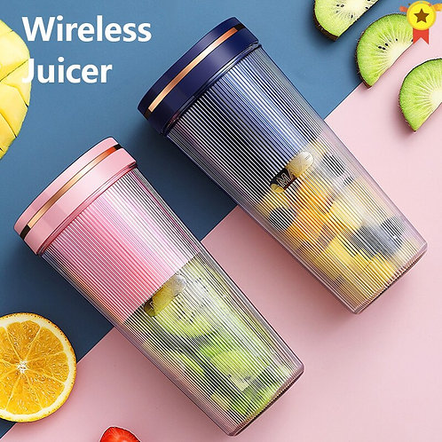 Portable Blender Usb Chargeable Mixer Xiomi