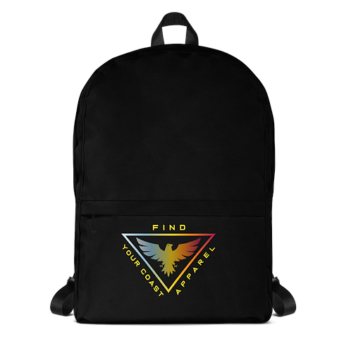 FYC Water Resistant Triad Backpack