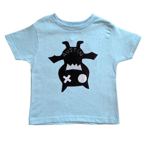 Austin Hanging Bat - Kids Shirt