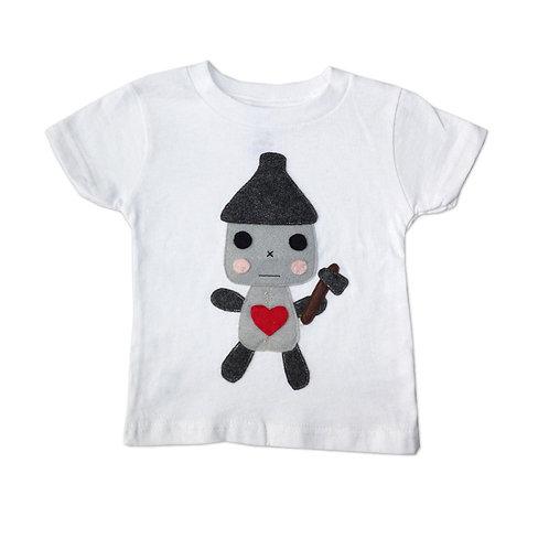 Tin Man - The Wonderful Wizard of Oz - Toddler Shirt