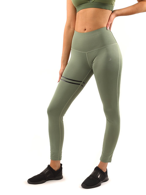 Huntington Leggings - Olive Green
