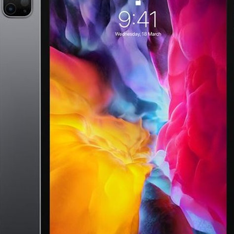iPad Pro 128 GB Wi-Fi, Tela 11, Cinza-Especial
