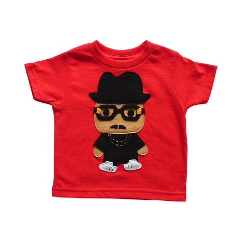 Kids T-Shirt - Rad Rapper - Tall Hat