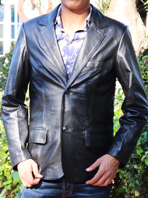 GRIGOR - Leather Genuine Jacket