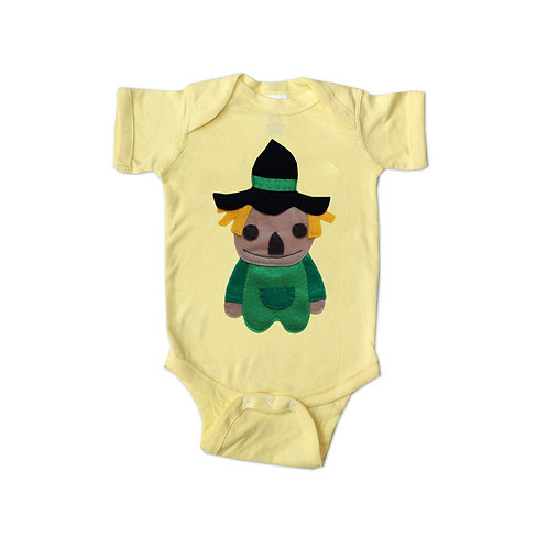 Scarecrow -The Wonderful Wizard of Oz - Baby Onesie