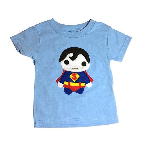 Kids Superhero Shirt - Super Baby