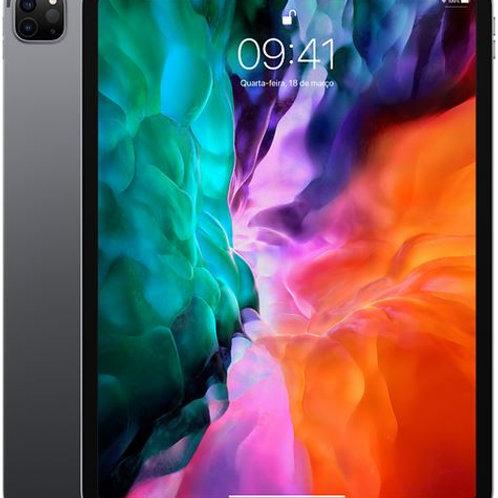 iPad Pro 1TB Wi-Fi + Cellular, Tela 12,9  Cinza-Especial