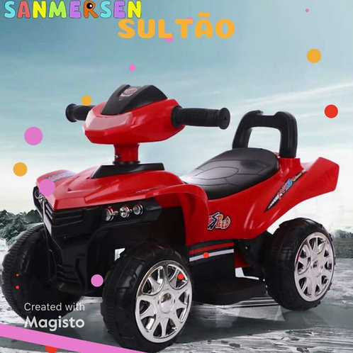 Children Electric Off-Road Car Dual Drive Automobile Motorcycle
