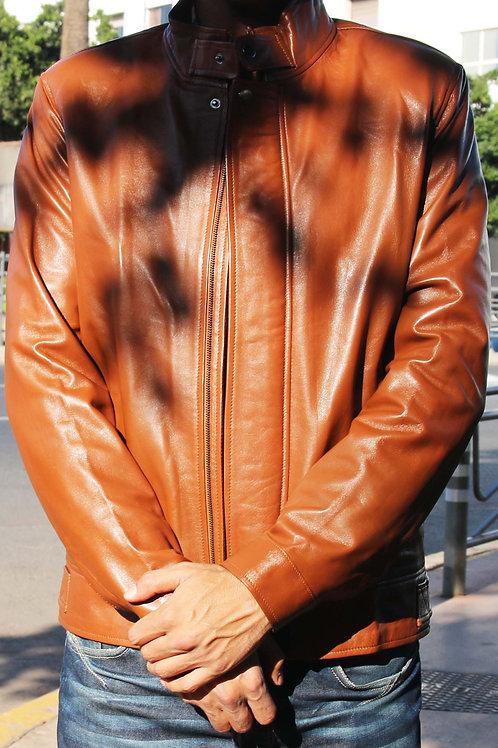HUGO - Leather Jacket for Men